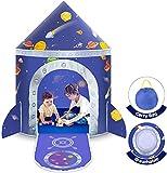 Tienda para Niños, Tiendas de Juego Tiendas de Castillo Portable Playhouse Casa de Juegos para Interiores y Exteriores Tienda de Campaña Infantil con Bolsa de Transporte Regalo para Niños Chico Niña