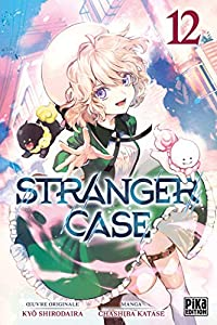 Stranger Case Edition simple Tome 12