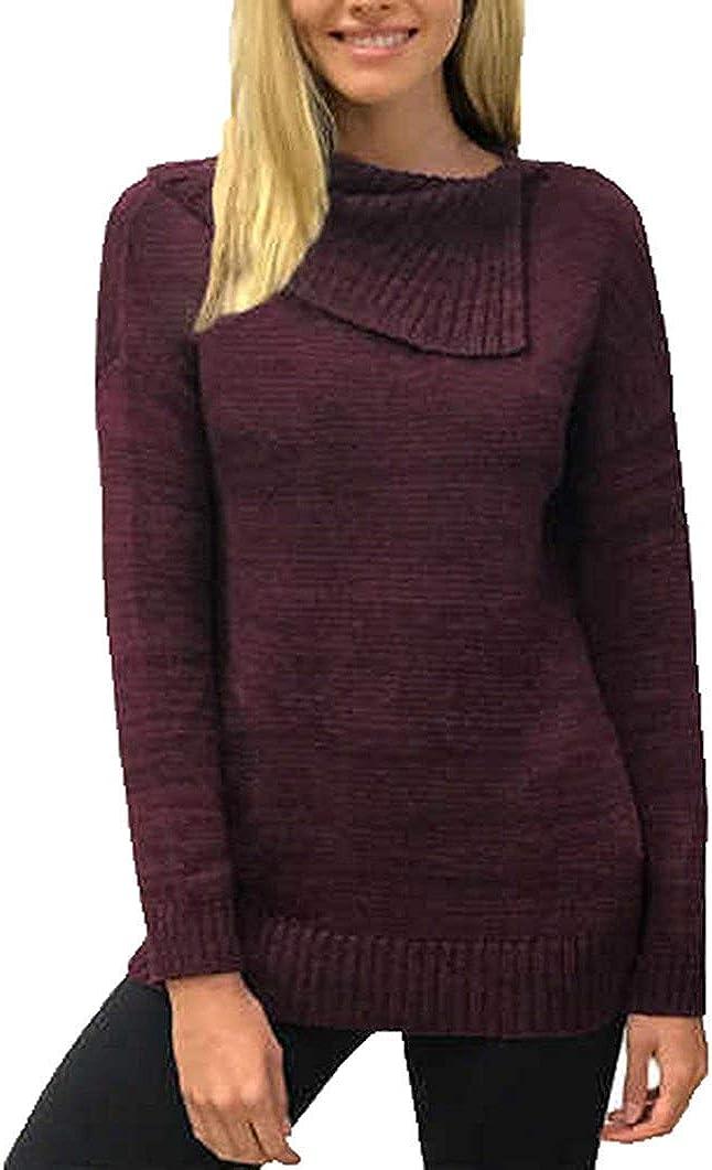 Matty M Ladies' Envelope Sweater