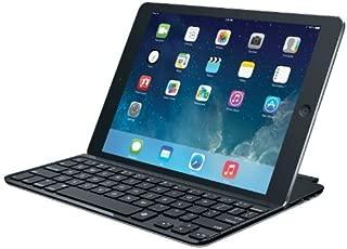 Logitech Ultrathin Keyboard Cover for iPad Air, Space Grey (920-00510) (Renewed)