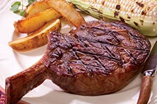 Creekstone Farms Master Chef Choice Cowboy Ribeye and Top Sirloin Package