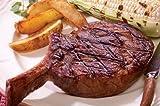 Creekstone Farms Natural Prime Cowboy Ribeye Steaks (Four 24 oz. steaks)