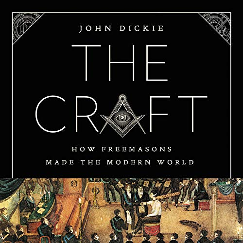 The Craft Audiobook By John Dickie cover art