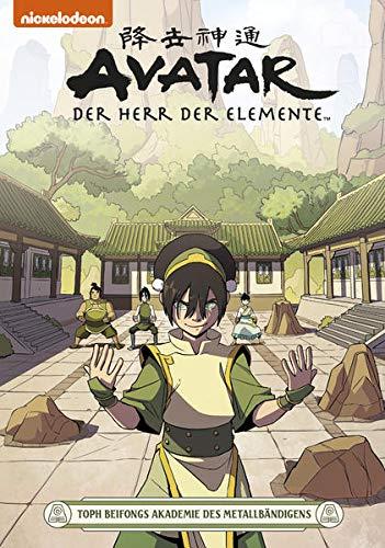 Avatar – Der Herr der Elemente 21: Toph Beifongs Akademie des Metallbändigens
