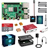 LABISTS Raspberry Pi 4 4GB Starter Kit with 32GB Micro SD Card Preloaded Raspberry Pi OS (Raspb…