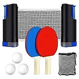 Rtwrtne Table Tennis Set, Instan...