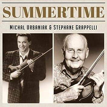 Summertime (feat. Stephane Grappelli)