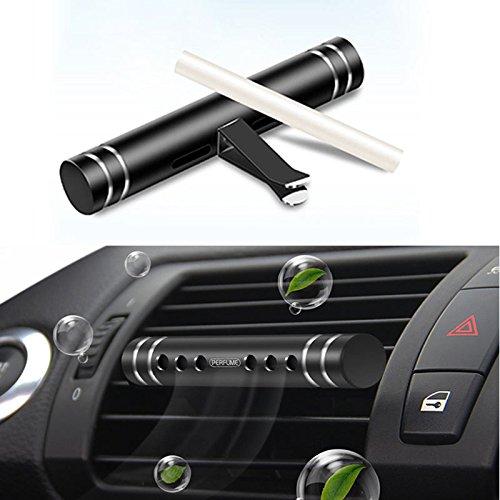 OurLeeme Lufterfrischer Aroma Diffusor für Raumduft, Stark, Aromatherapie, Aromatherapie, Clamp Auto Vent Parfüm Car-Styling