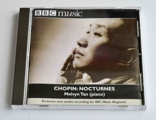 Chopin Nocturnes. CD NOT VINYL