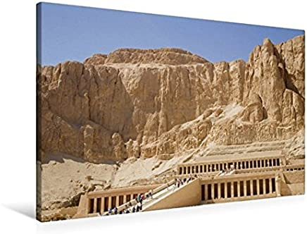 Calvendo Steine Zeugen der Affascinante Hatschepsut Tempel, Egitto, 90x60 cm