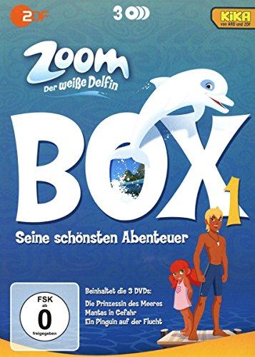 Box 1 (3 DVDs)