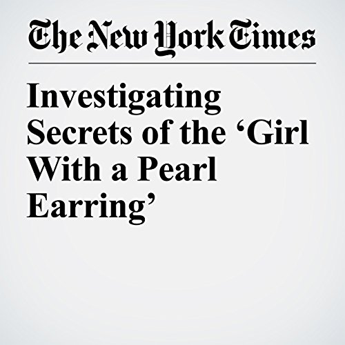 Investigating Secrets of the 'Girl With a Pearl Earring' audiobook cover art