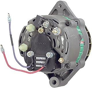 DB Electrical AMT0266 Alternator For Mitsubishi S4S S6S Industrial Engine 94-On //A7Ta0483 A7Ta0483A //32A68-00400//12 Volt, Cw, 50 Amp