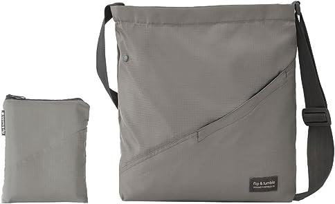 Flip & Tumble Travel Cross Body Bag Style