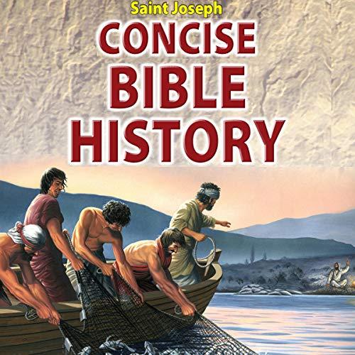 Saint Joseph Concise Bible History cover art