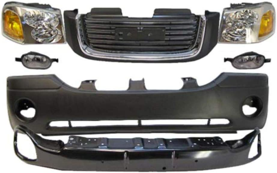 JENCH Compatible with 2002-09 GMC Envoy Great Ranking TOP10 interest SLE Utility Sport XL