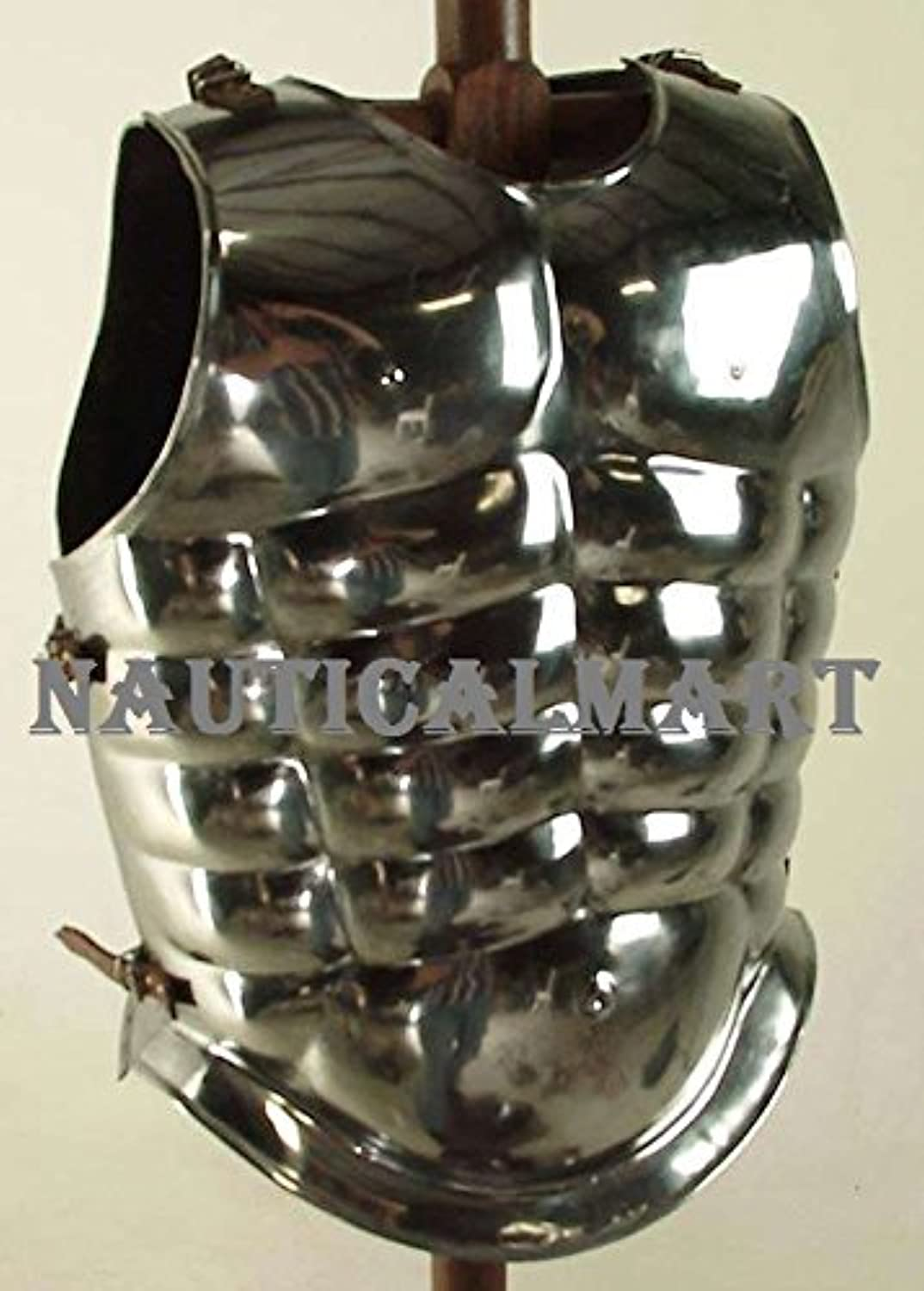 NAUTICALMART Medieval Armor Breastplate Muscle Harness