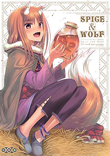 Spice & Wolf : The tenth year calvados