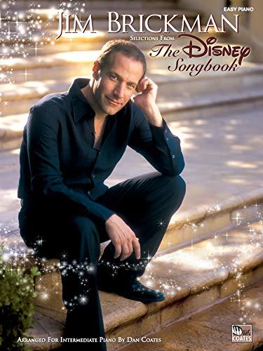 Jim Brickman -- The Disney Songbook: Piano Solos