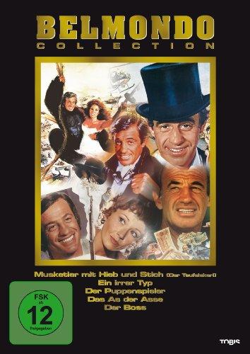Belmondo Collection (5 DVDs)