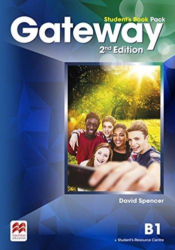Gateway 2nd Edition Student'S Book Pack W/Workbook B1