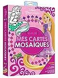 DISNEY PRINCESSES - Pochette Les Ateliers - Mes cartes mosaïques: .