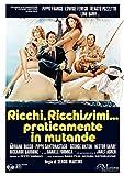 Dvd - Ricchi Ricchissimi Praticamente In Mutande (1 DVD)