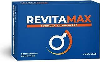 Revitamax - 4 cápsulas