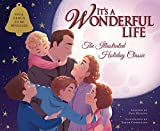 It's a Wonderful Life: The Illustrated Holiday Classic Gift Set: (Christmas Gift Set, Christmas Bell Ornament, Classic Movie Picture Book)