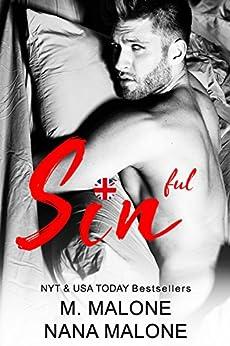 Sinful (Shameless Book 10) by [M. Malone, Nana Malone]