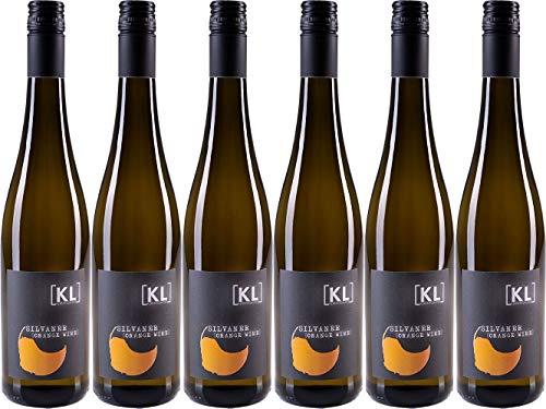 Kerstin Laufer Weine Silvaner Orange Wine 2018 Trocken (6 x 0.75 l)