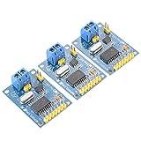 3Pzas Receptor SPI Módulo TJA1050 Módulo Concentrador MCP2515 TJA1050 para Tablero Contr...