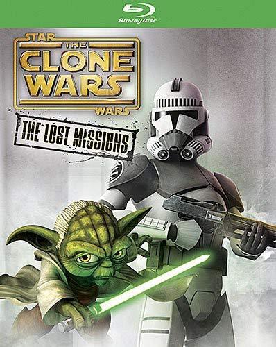 Star Wars: The Clone Wars: The Lost Missions (2 Blu-Ray) [Edizione: Stati Uniti]