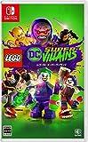 Warner Home LEGO DC Super Villains NINTENDO SWITCH JAPANESE IMPORT REGION FREE