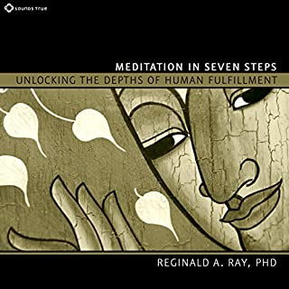 Meditation in Seven Steps Titelbild