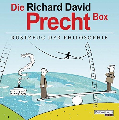 Die Richard David Precht Box – Rüstzeug der Philosophie: