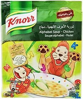 Knorr Alphabet Chicken Soup - 250 ml