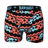 Photo de Bawbags Palmy Boxer Shorts - Red