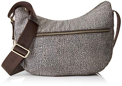 Borbonese Luna Bag - Borsa a Tracolla Donna