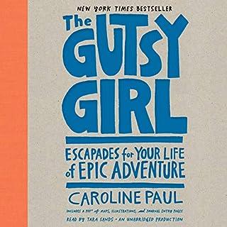 The Gutsy Girl audiobook cover art