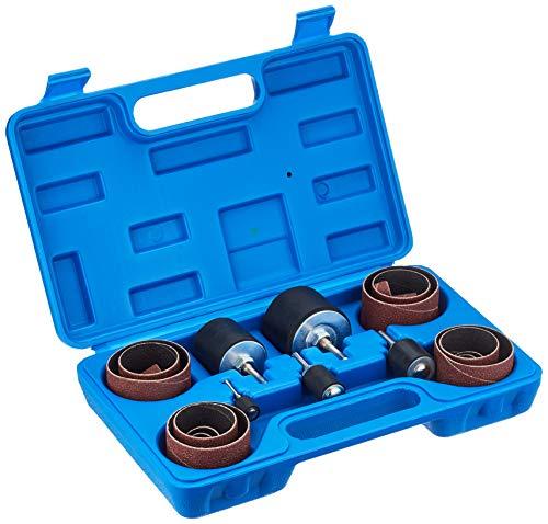Silverline Tools 726040 - Juego de tambores de lijado, 25