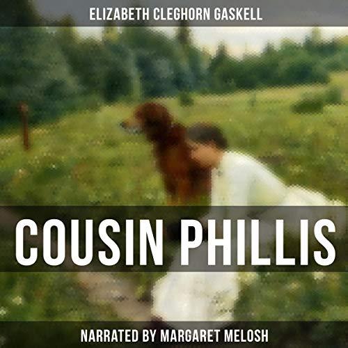 Cousin Phillis audiobook cover art