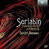 Alexandre Scriabine : Mazurkas, poèmes et impromptus. Alexeev.