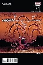 Carnage #1 Olvetti Hip Hop Variant Cover
