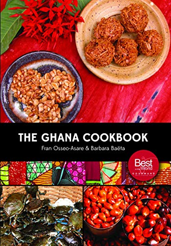 The Ghana Cookbook (English Edition)
