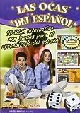 Las ocas del español: CD-ROM interactivo con juegos para el apprendizaje des espanol (Material audiovisual y multimedia)