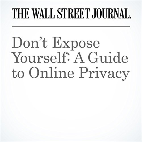 Don't Expose Yourself: A Guide to Online Privacy copertina