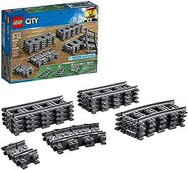 LEGO City Tracks 60205 Building Kit (20 Piece)