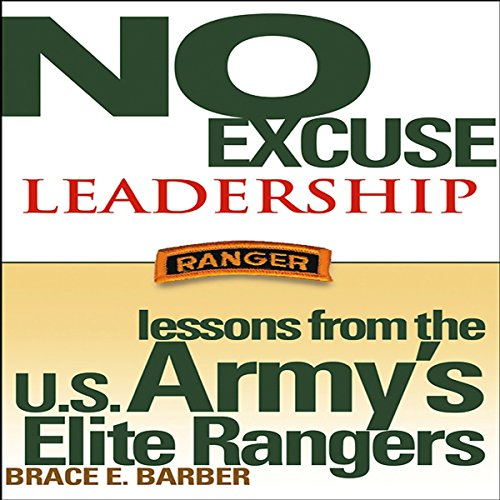 No Excuse Leadership cover art