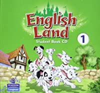 English Land  Level 1 Student Book CDs(2)